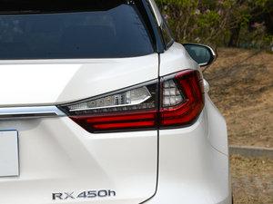 2016款450h 四驱尊贵版 尾灯