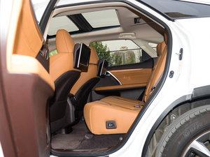2016款450h 四驱尊贵版 后排空间