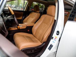 2016款450h 四驱尊贵版 前排座椅