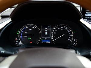 2016款450h 四驱尊贵版 仪表