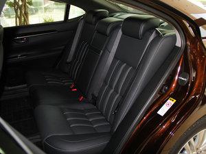 2015款250 豪华版 后排座椅
