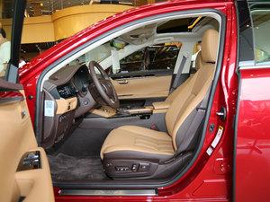 2015款300h 舒适版 前排空间