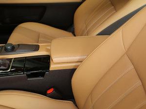 2015款300h 舒适版 前排中央扶手
