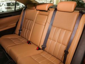 2015款200 舒适版 后排座椅