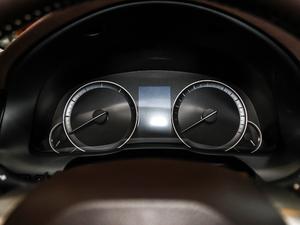 2015款200 舒适版 仪表