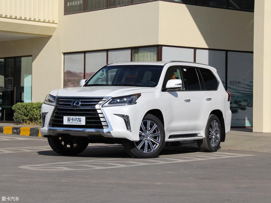 雷克萨斯LX138.6万起售 目前有现车