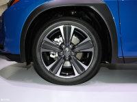 细节外观雷克萨斯UX轮胎
