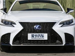 2018款500h F Sport 中网
