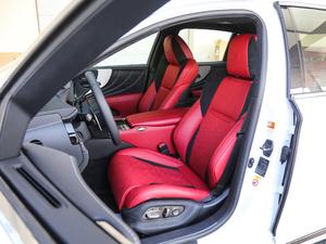 2018款500h F Sport 前排座椅