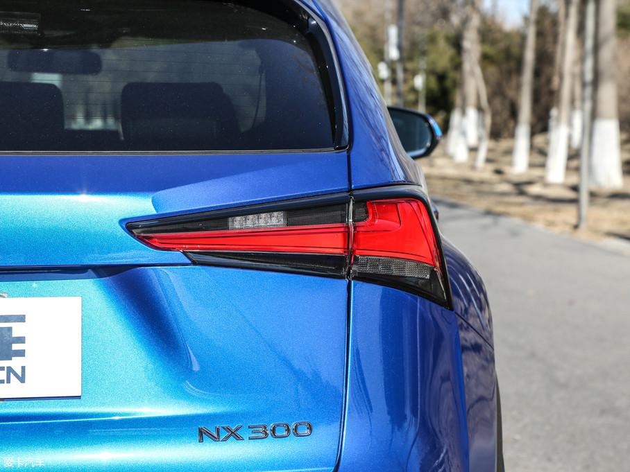 2017款雷克萨斯NX300 锋尚版 全驱