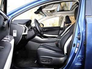 2017款300 锋尚版 全驱 前排空间