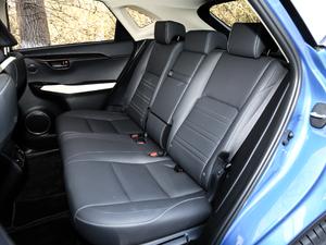 2017款300 锋尚版 全驱 后排座椅