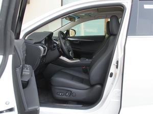 2017款300h 锋尚版 前驱 前排空间