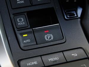 2017款300h 锋尚版 前驱 驻车制动器