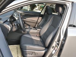 2017款300h 锋致版 全驱 前排座椅