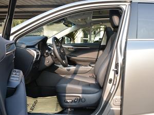 2017款300h 锋致版 全驱 前排空间