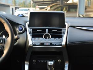 2017款300h 锋致版 全驱 中控台
