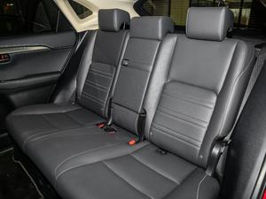 2017款200 锋尚版 全驱 后排座椅