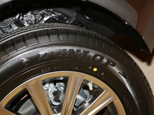 2017款300 锋行版 前驱 轮胎品牌