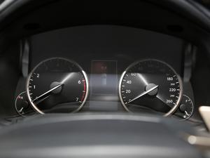 2017款300 锋行版 前驱 仪表