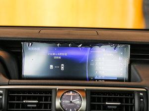 2017款300 豪华版 中控台显示屏
