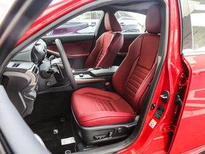 2017款300 F SPORT版 前排座椅