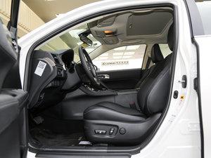 2017款200h 舒适版 单色 前排空间