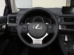 2017款200h 舒适版 单色 方向盘