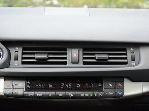 2017款200h 精英版 单色 空调出风口