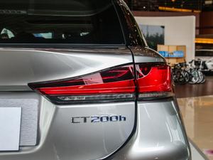 2017款200h 舒适版 单色 尾灯