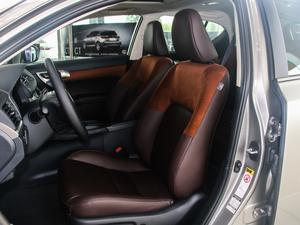 2017款200h 舒适版 单色 前排座椅