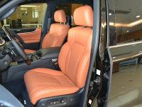 空间座椅雷克萨斯LX前排座椅