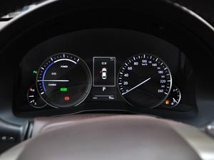 2017款300h Mark Levinson舒适版 仪表