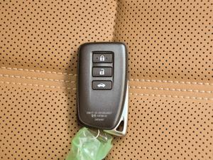 2017款300h Mark Levinson舒适版 钥匙