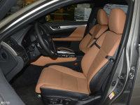 空间座椅雷克萨斯GS前排座椅