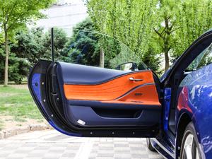 2018款500h 上市特别版 驾驶位车门