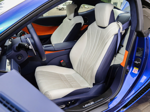 2018款500h 上市特别版 前排座椅