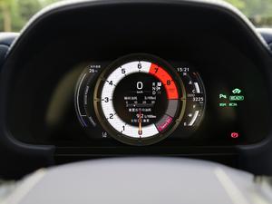 2018款500h 上市特别版 仪表