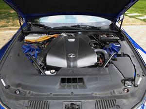 2018款500h 上市特别版 发动机