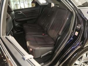 2017款450h Mark Levinson 四驱豪华版 后排座椅