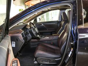 2017款450h Mark Levinson 四驱豪华版 前排空间