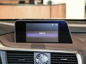 2017款450h Mark Levinson 四驱豪华版 中控台显示屏