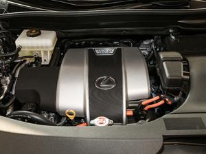 2017款450h Mark Levinson 四驱豪华版 发动机