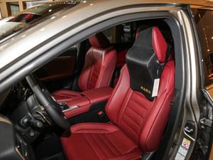 2017款300 Mark Levinson 四驱F SPORT 前排座椅