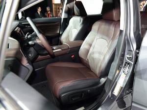 2018款350L 基本型 7座 空间座椅