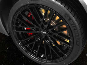2019款GR Supra TRD 细节外观