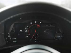 2019款GR Supra 基本型 中控区