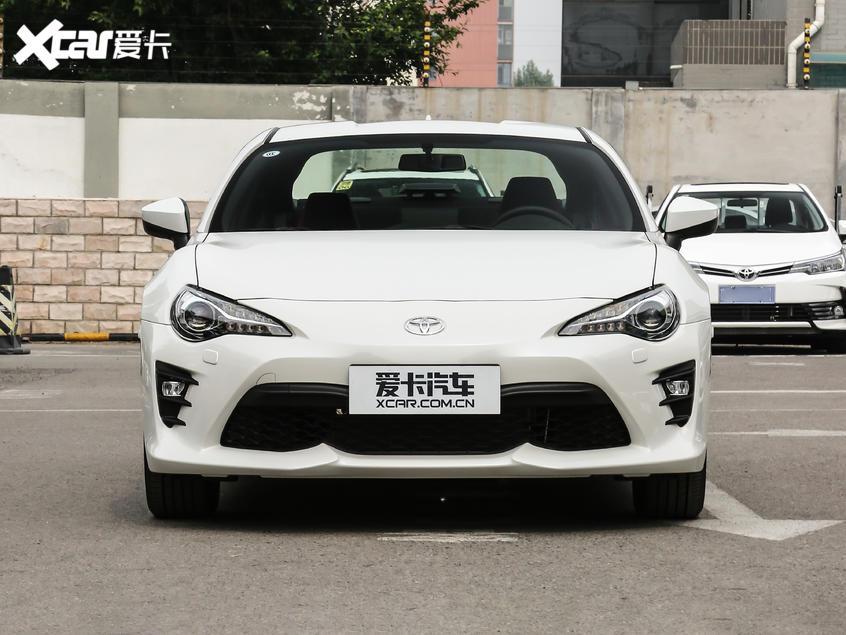 丰田(进口)2019款丰田86