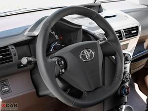 2009款丰田iQ 方向盘