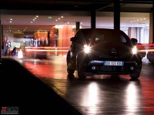 2009款丰田iQ 整体外观